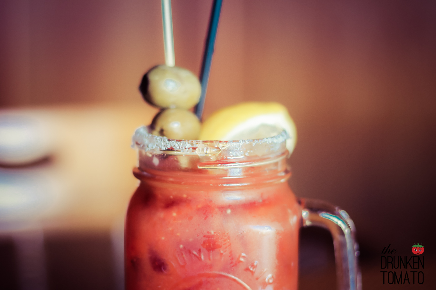 River Pig Saloon Bloody Mary - Portland