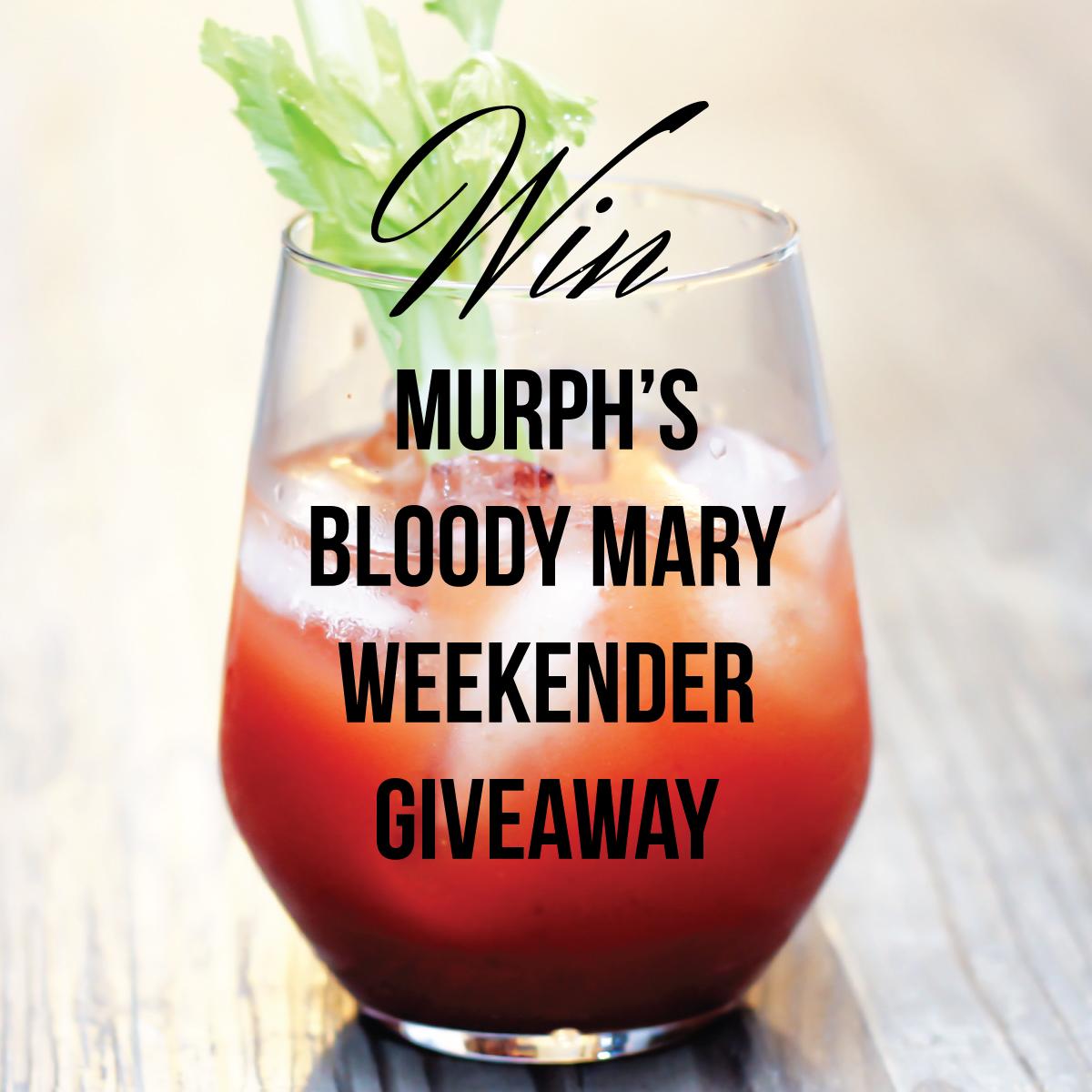 Murph Weekender Giveaway