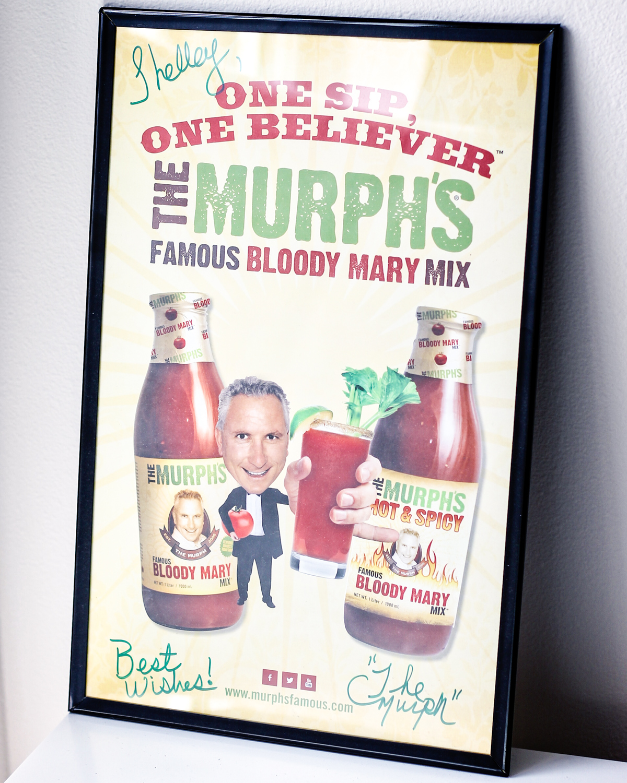 Murph's Famous Poster