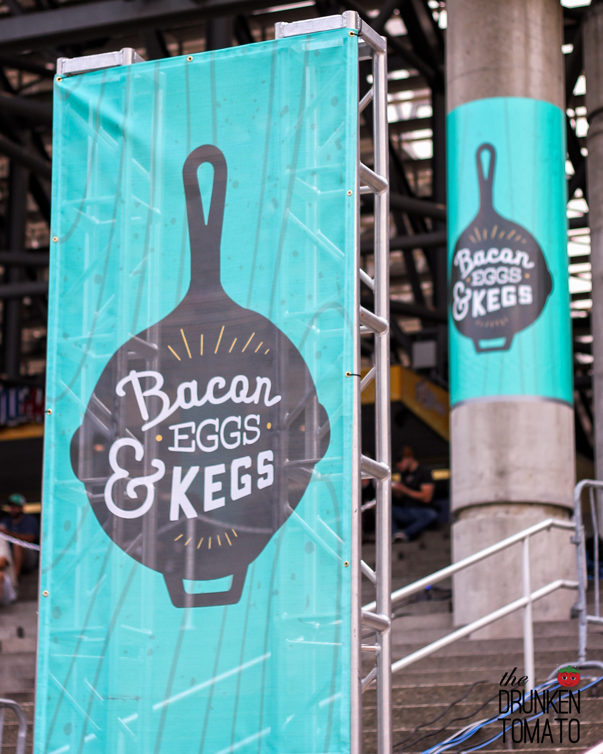 Bacon Eggs & Kegs - Seattle 2015
