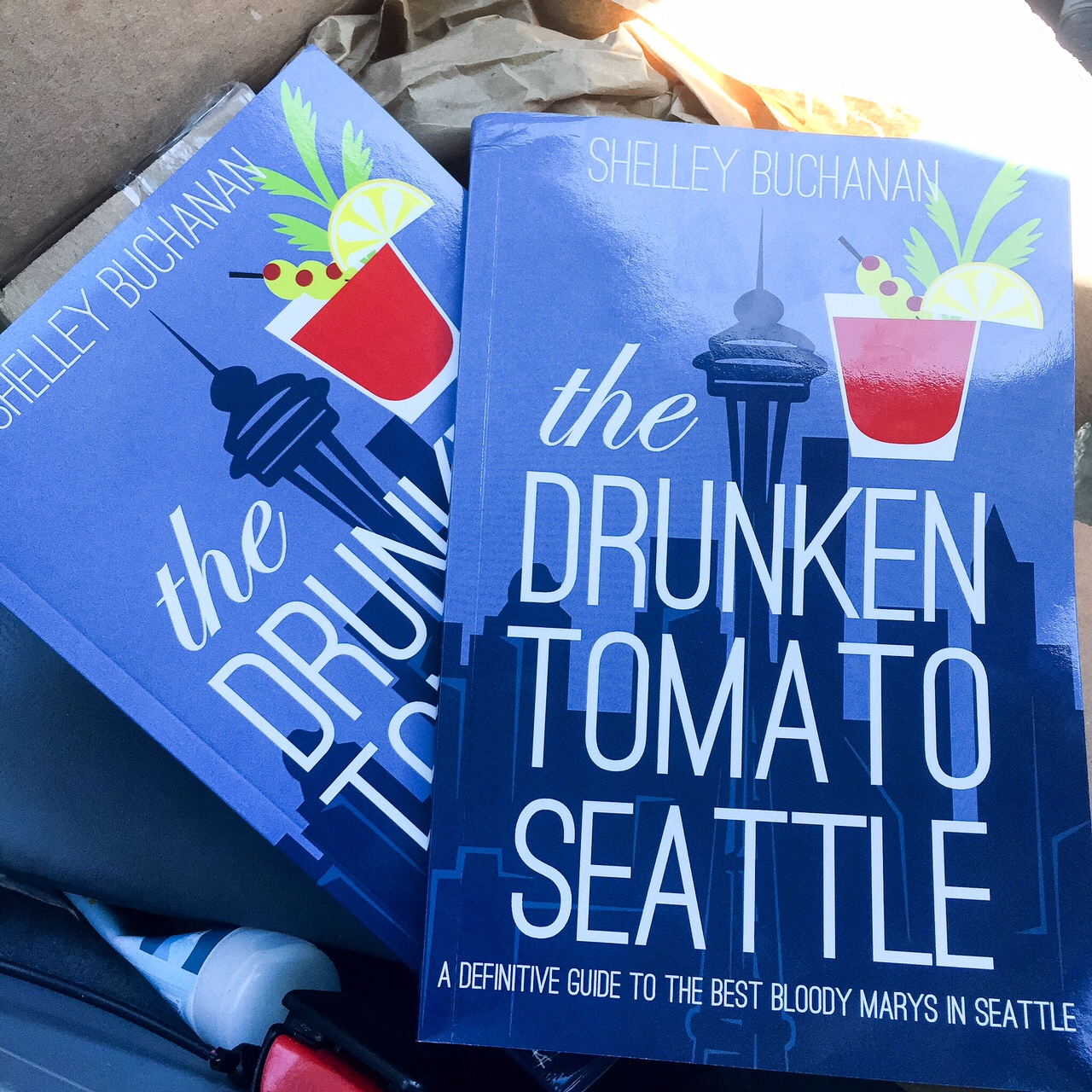 The Drunken Tomato: Seattle