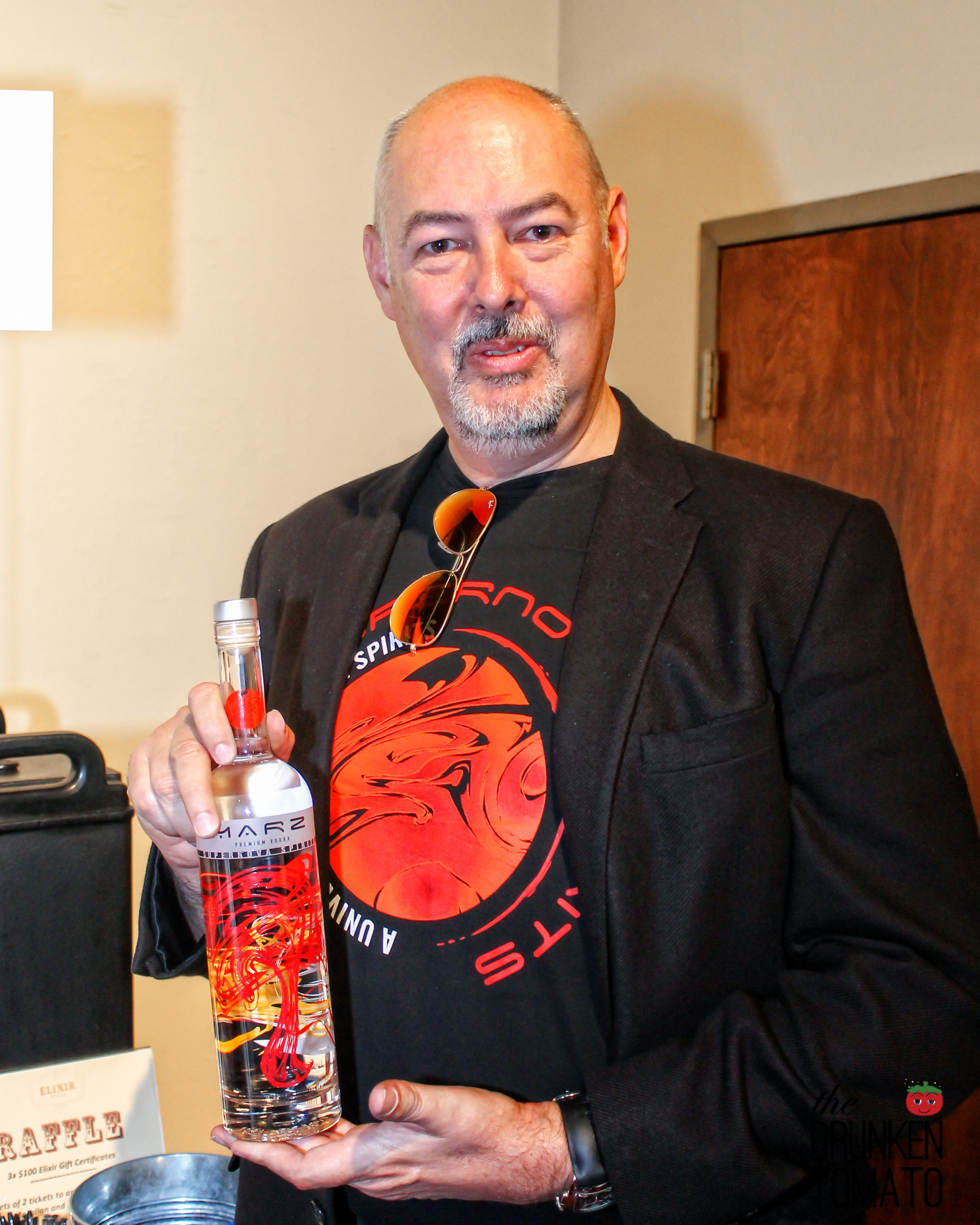 Award Winning Marz Vodka SF Bloody Mary Fest