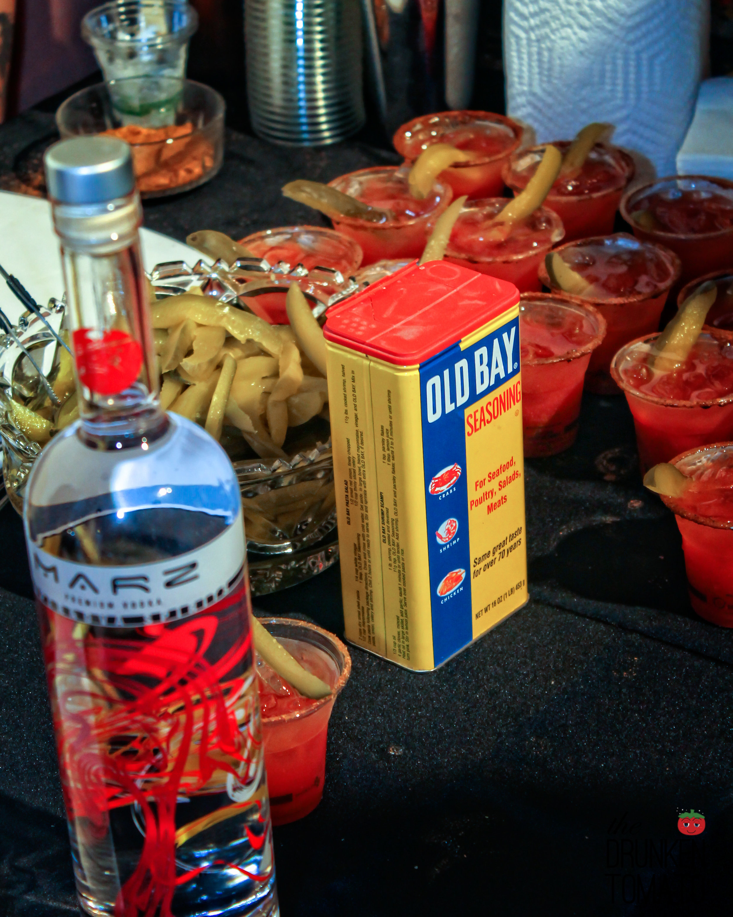 Elixir SF Bloody Mary Fest
