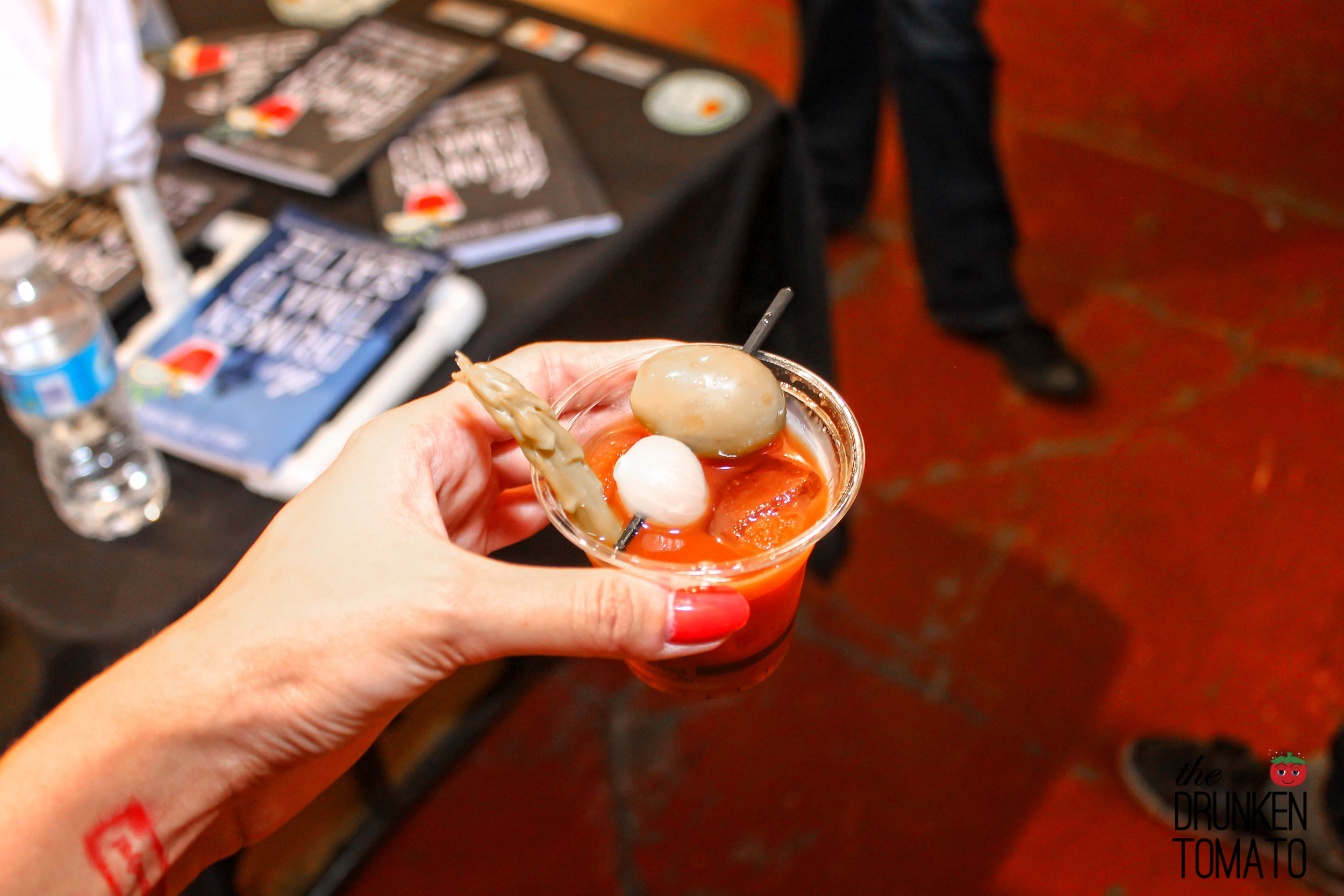 Finnegan's Wake SF Bloody Mary Fest