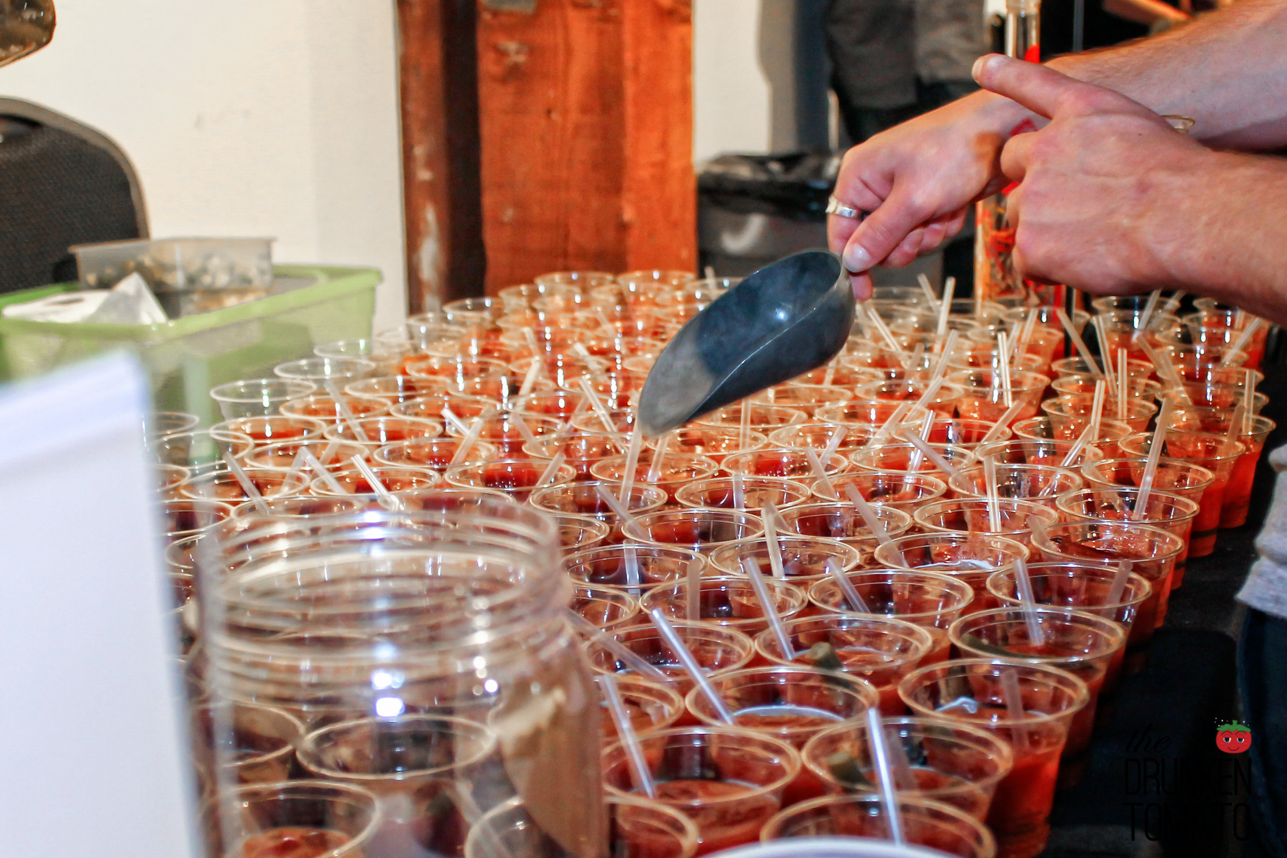 HiDive SF Bloody Mary Fest