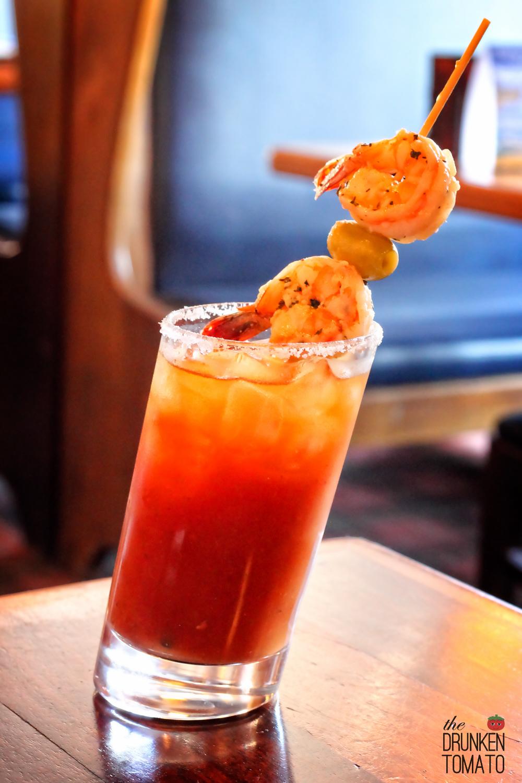 Duke's, Seattle Seattle Brunch Bloody Mary_