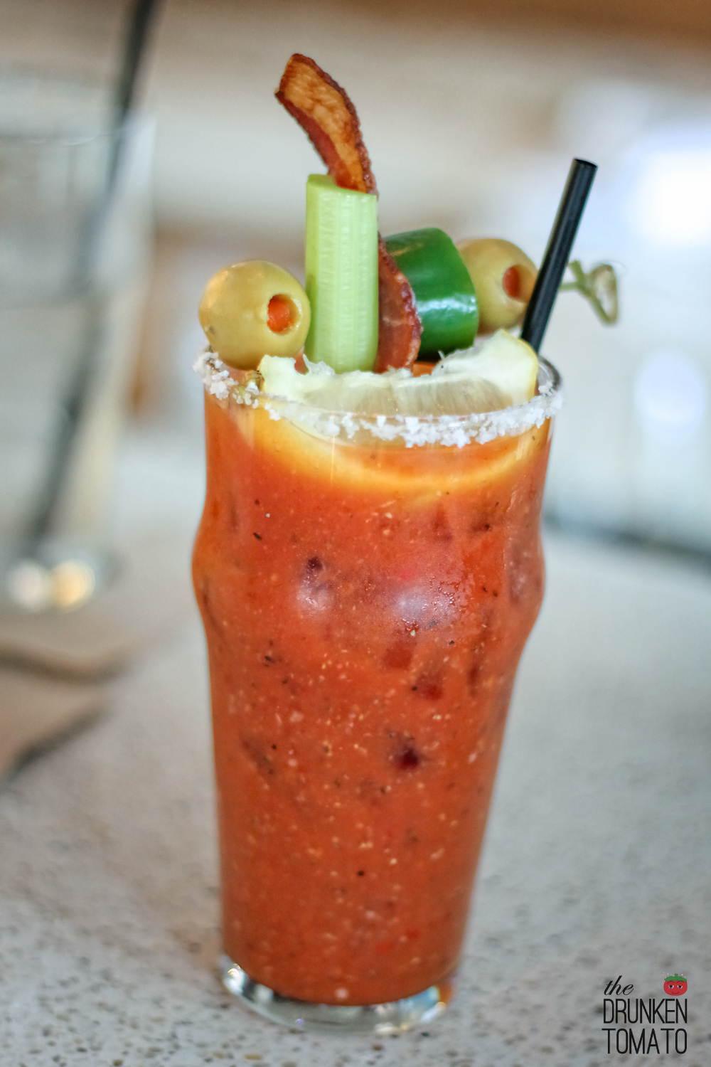 Eureka!, Seattle Seattle Brunch Bloody Mary