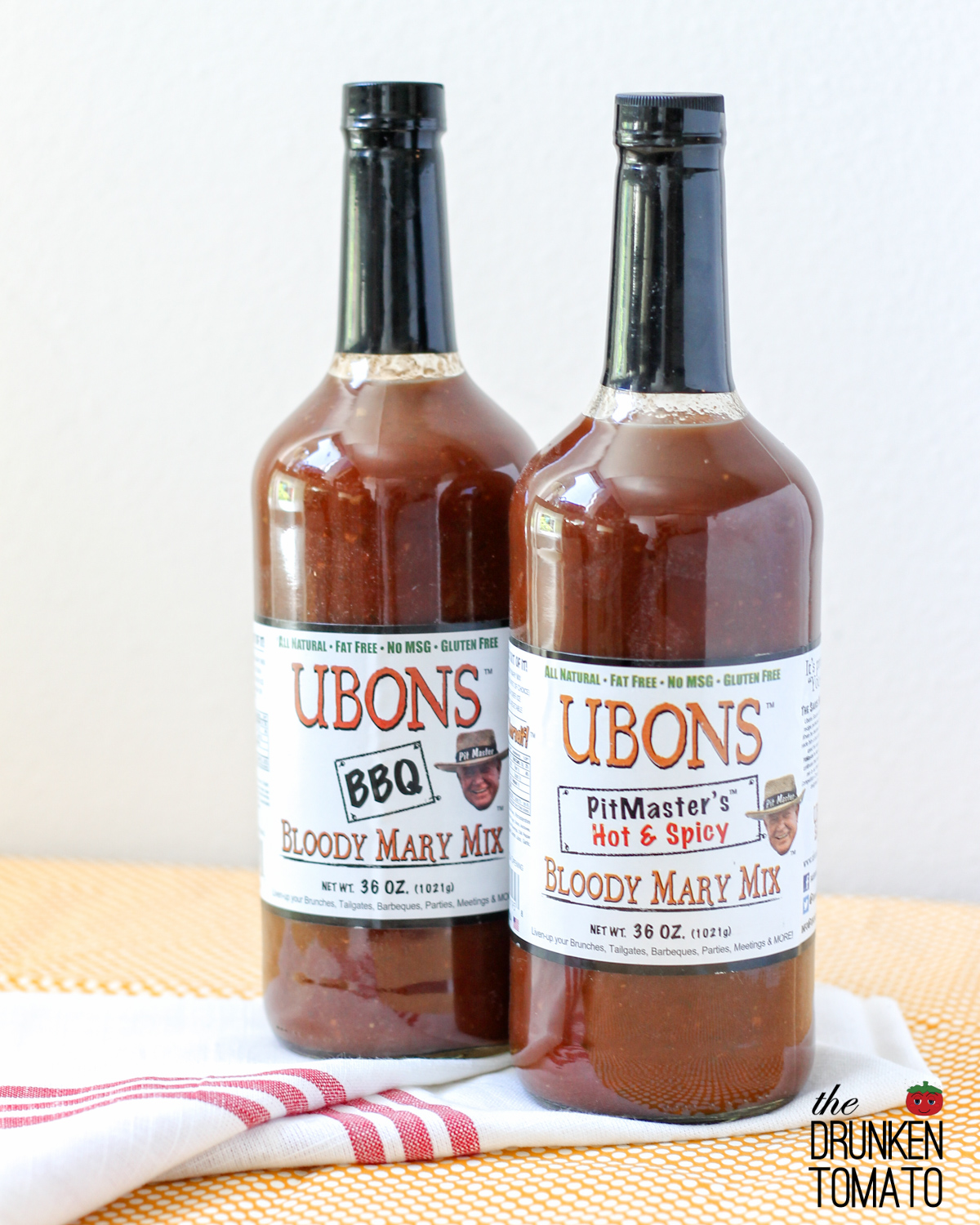 Ubons Bloody Mary Mix Review