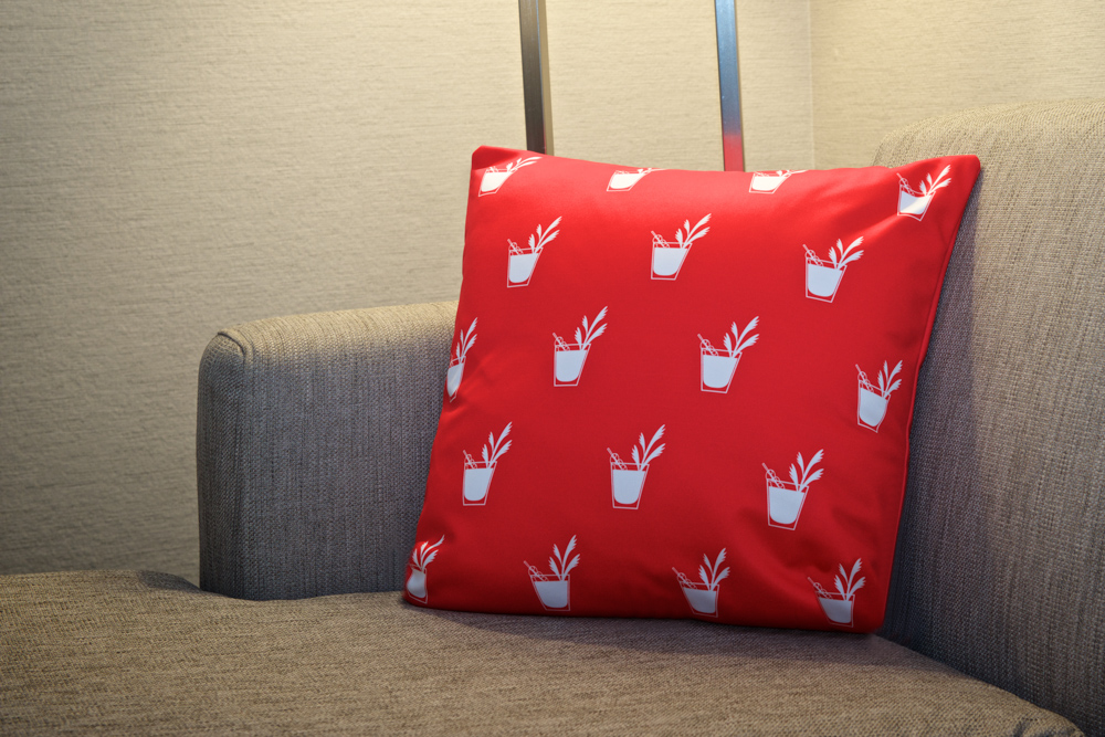 Bloody Mary Pillow