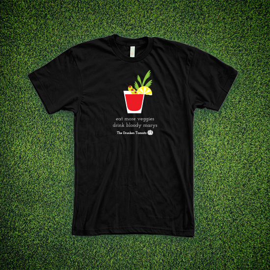 Full Color Bloody Mary T-shirt