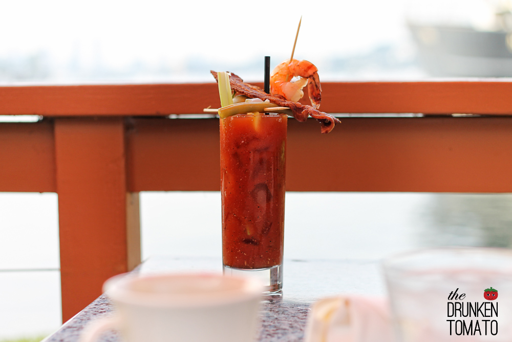 Ivars Bloody Mary Brunch Seattle