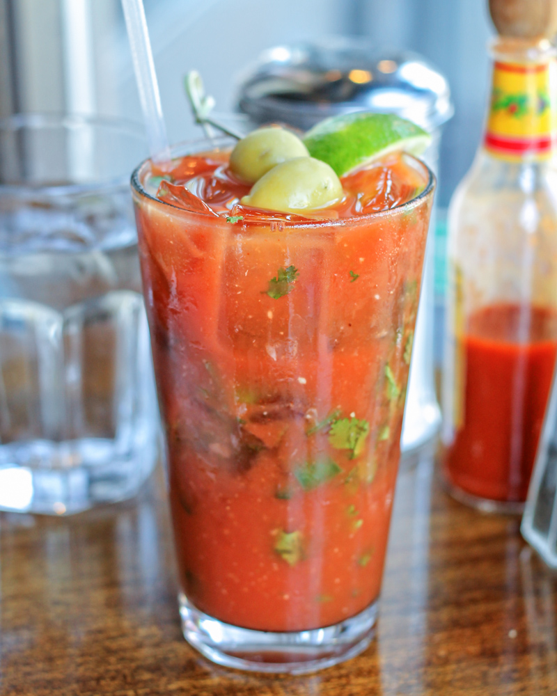Coastal Kitchen, Seattle Bloody Mary