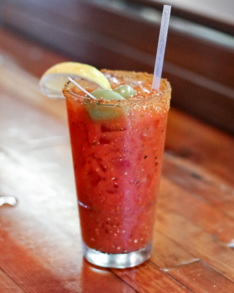 Delicatus Bloody Mary Seattle