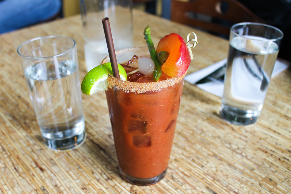Fresh Bistro Bloody Mary