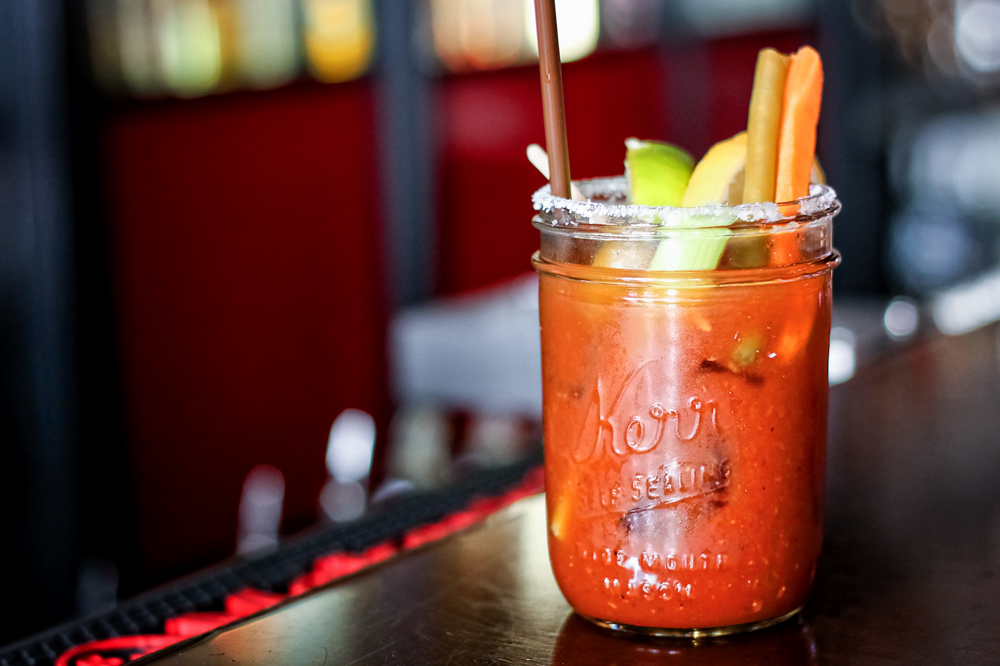 King's Hardware Seattle Bloody Mary