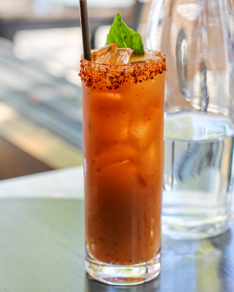 Monsoon Bloody Mary Seattle