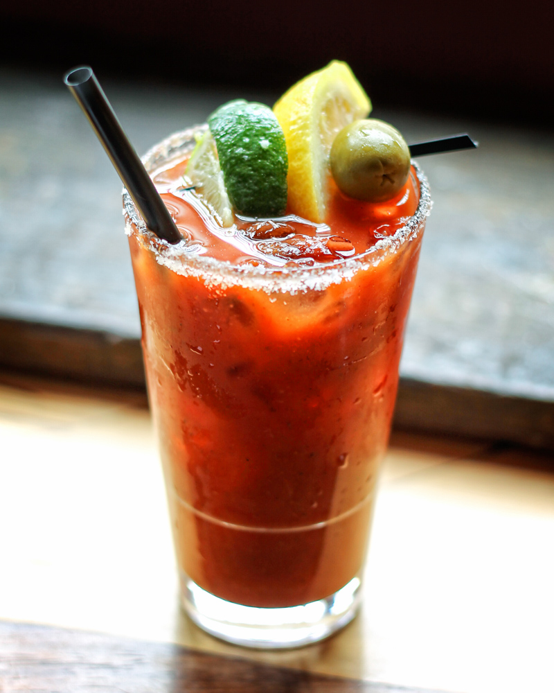 Peso's Seattle Bloody Mary