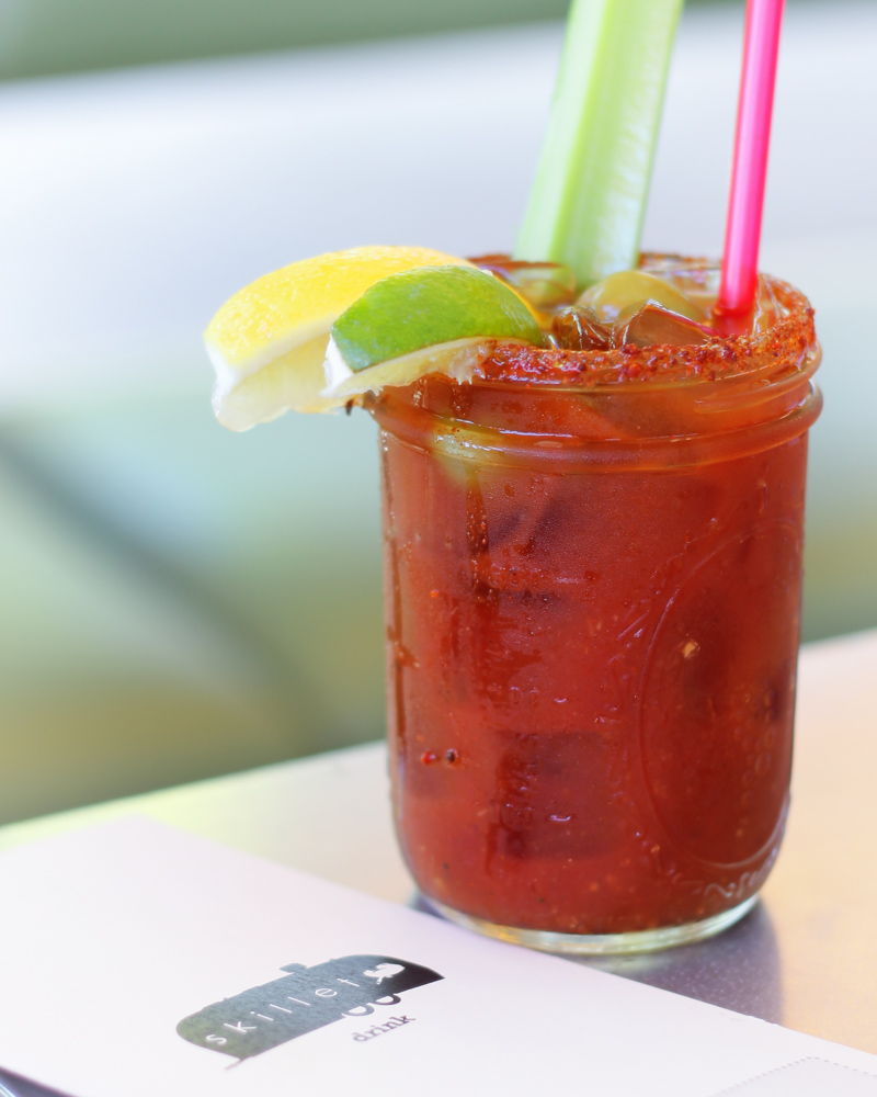 Seattle, Skillet Bloody Mary