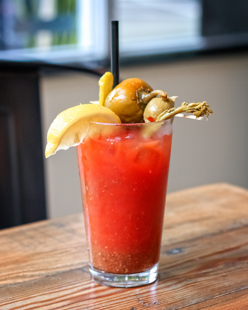 Seattle, Twisted Pasty Bloody Mary