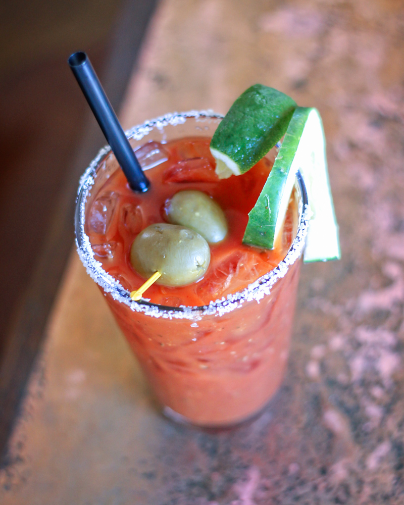 The Maple Bar Bloody Mary Seattle