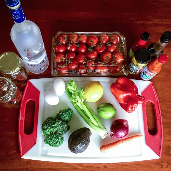 Healthy Bloody Mary Recipe