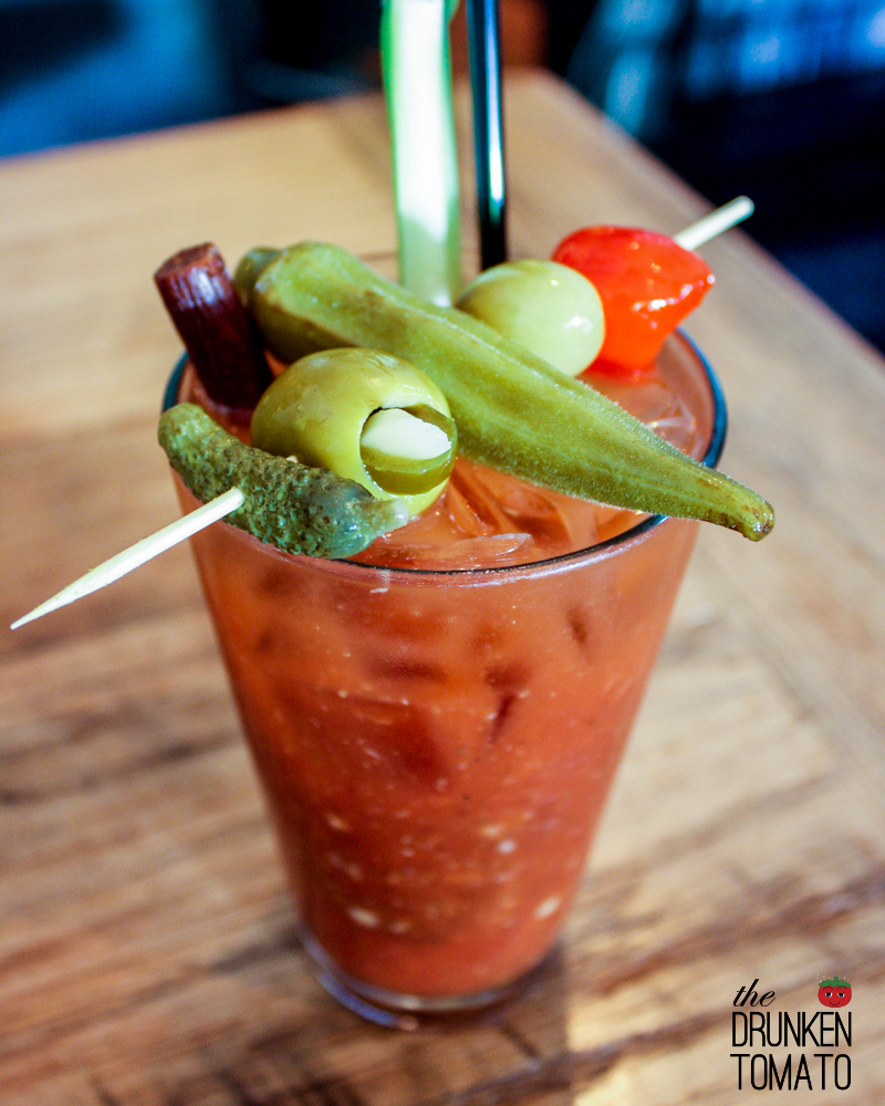 The Belmont Bloody Mary Los Angeles