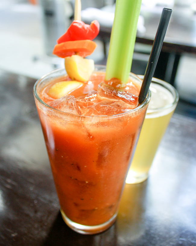 Hungry Cat Bloody Mary Los Angeles