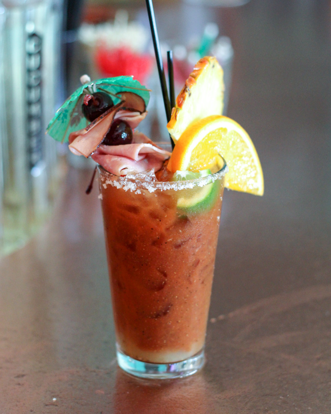 Jude's Bloody Mary Seattle