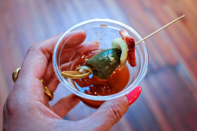 Brooklyn Bloody Mary Fest, Talde 2016