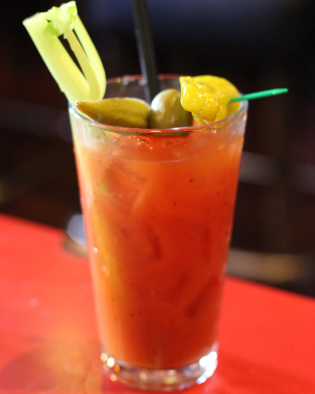 Hattie's Hat Seattle Bloody Mary 2