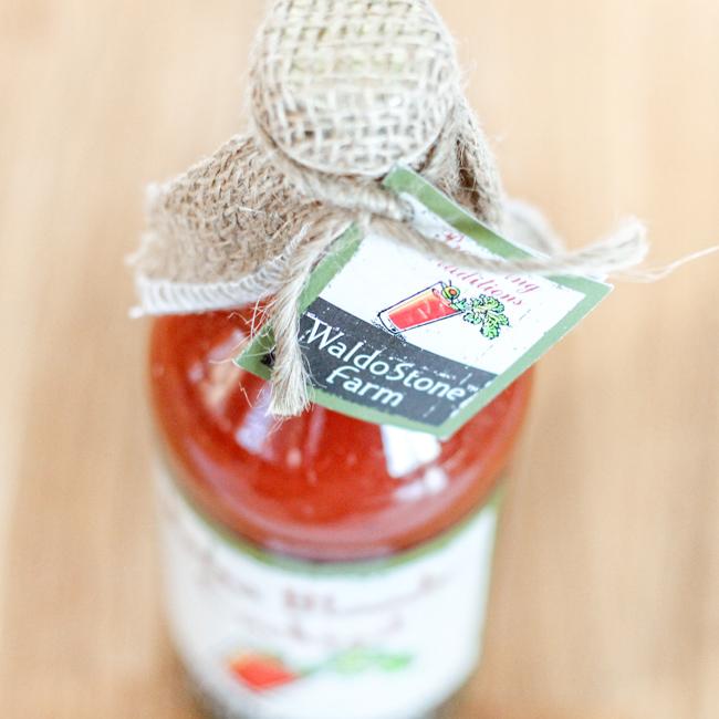 WaldoStone Farm Bloody Mary