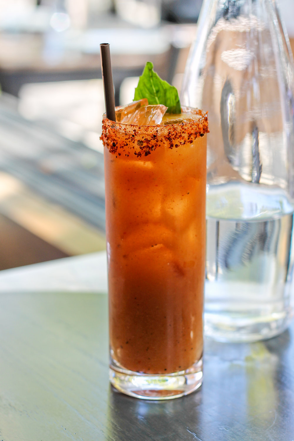 Monsoon Seattle Bloody Mary