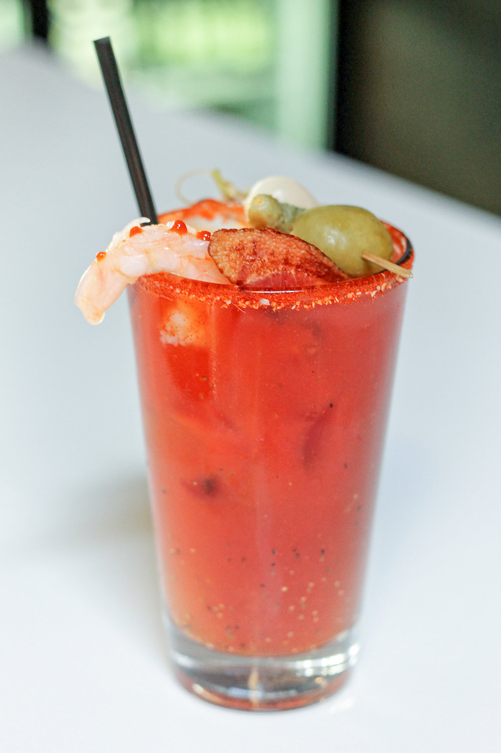 Manhattan Seattle Bloody Mary