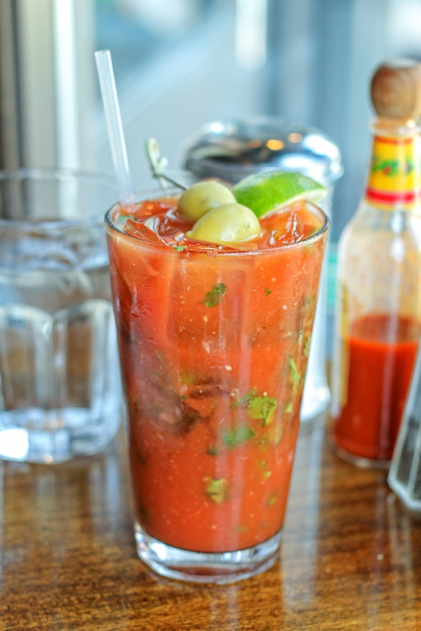 Coastal Kitchen Seattle Bloody Mary