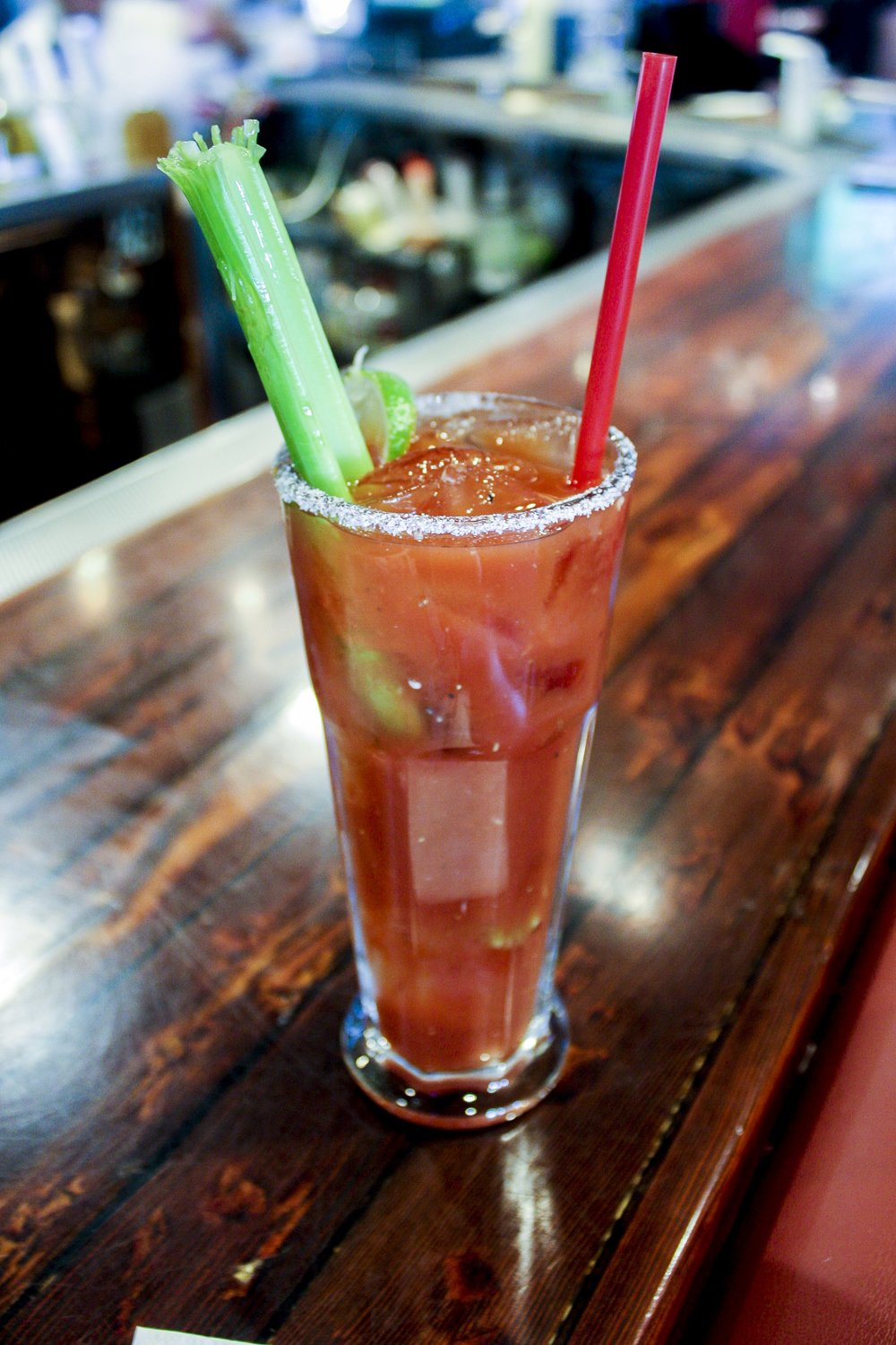 Paradise Cove Bloody Mary