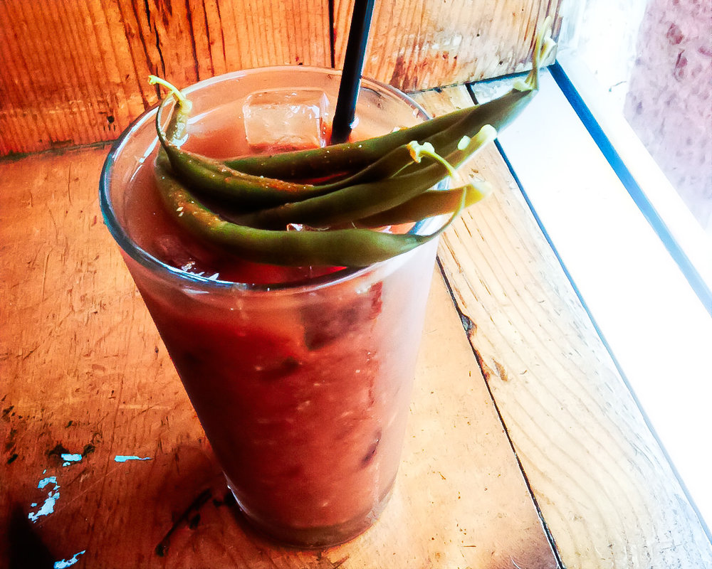 Voodoo Lounge Bloody Mary NOLA