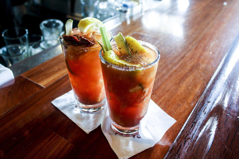 Best Bloody Marys Los Angeles — The Drunken Tomato