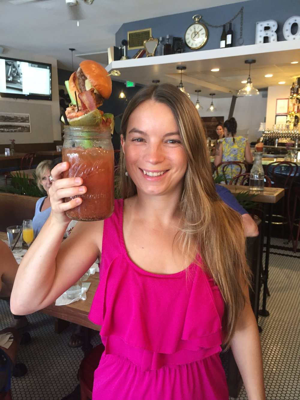Liz McCray - Founder, Bloody Mary Obsessedhttps://www.bloodymaryobsessed.com/