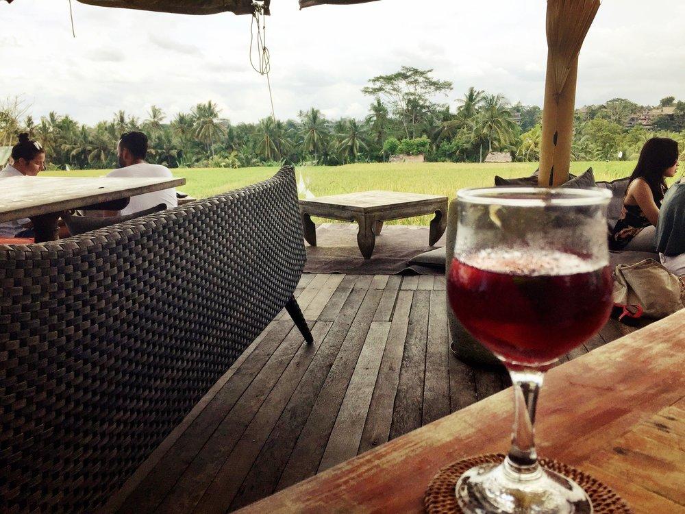 Pomegranate Cafe in Ubud