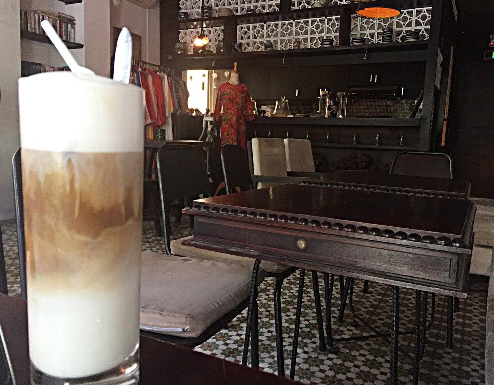 Morning Cafe