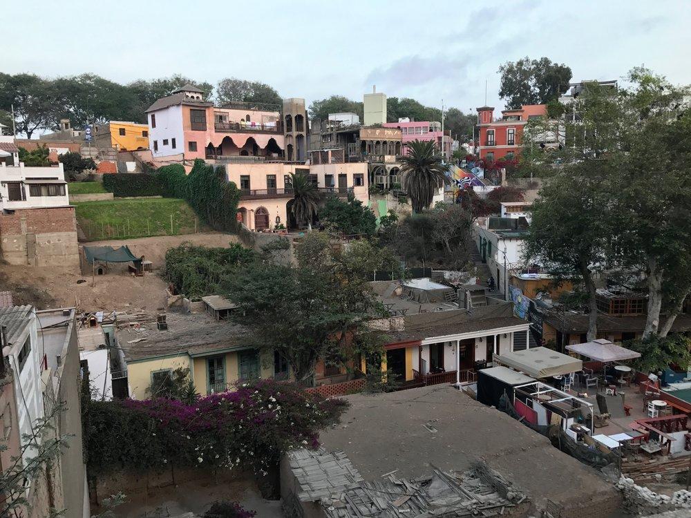 Town of Barranco