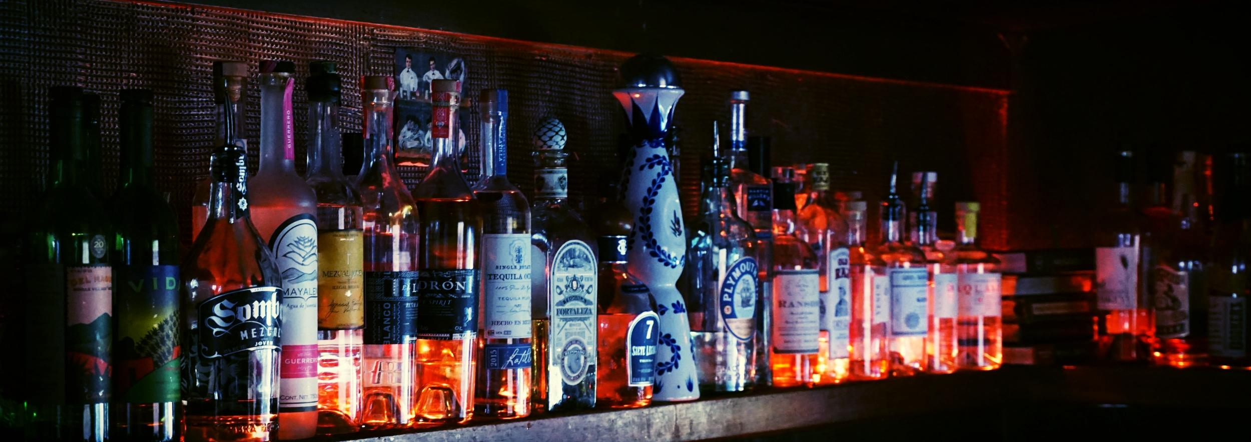 Spirits — 515 Kitchen & Cocktails