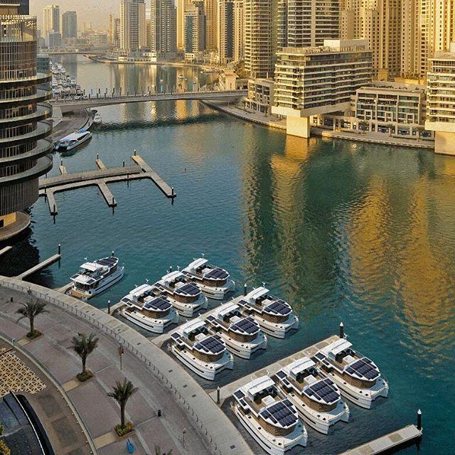 Vivez partout dans le monde avec la Maison Kayflô - Marina de Dubaï  #kayflo