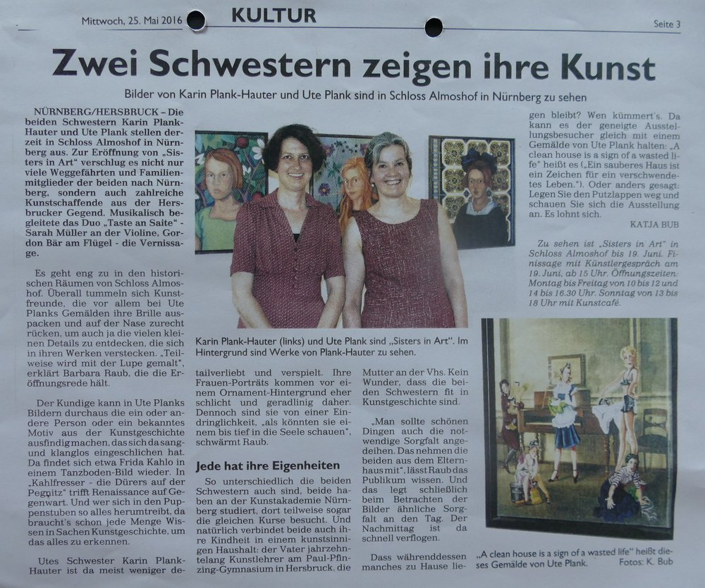 Bericht: Katja Bub, Hersbrucker Zeitung