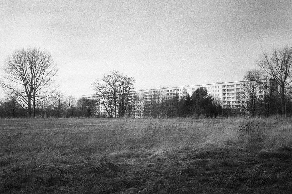 Demolished Johannes Kepler Gymnasium, Gablenz, Chemnitz | © Lilly Schwartz 2013