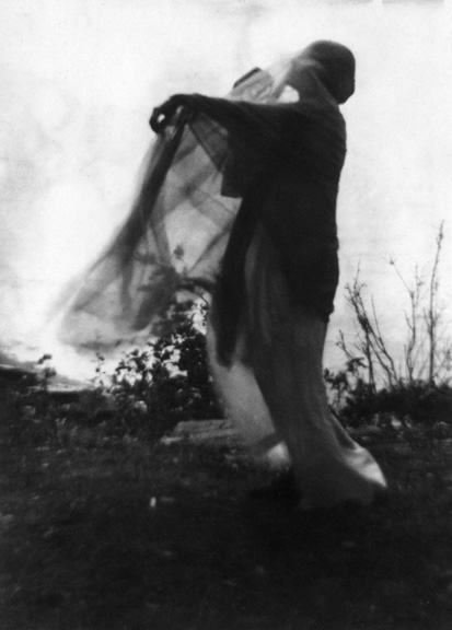 Imogen Cunningham The Wind