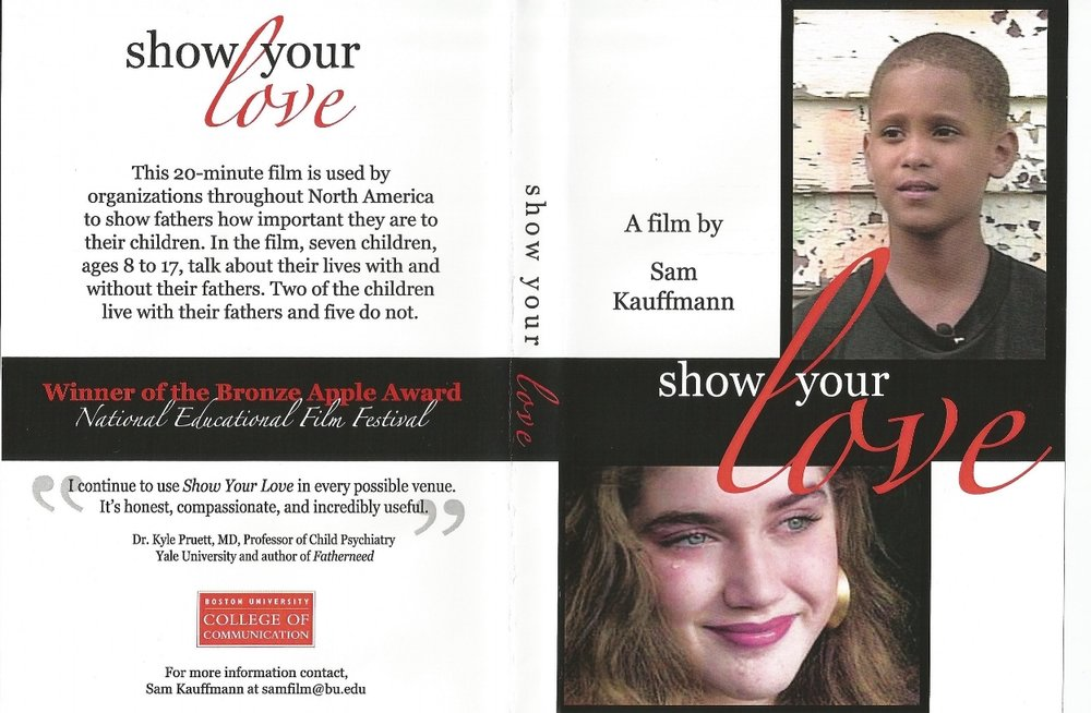 for your love show