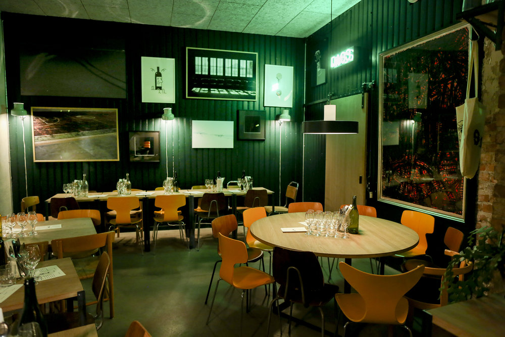 Spise ute Sulten Matanmeldelse Restaurant Brutus Bar Bilde: Restaurant og Bar; Brutus Bar Foto: Monica Strømdahl