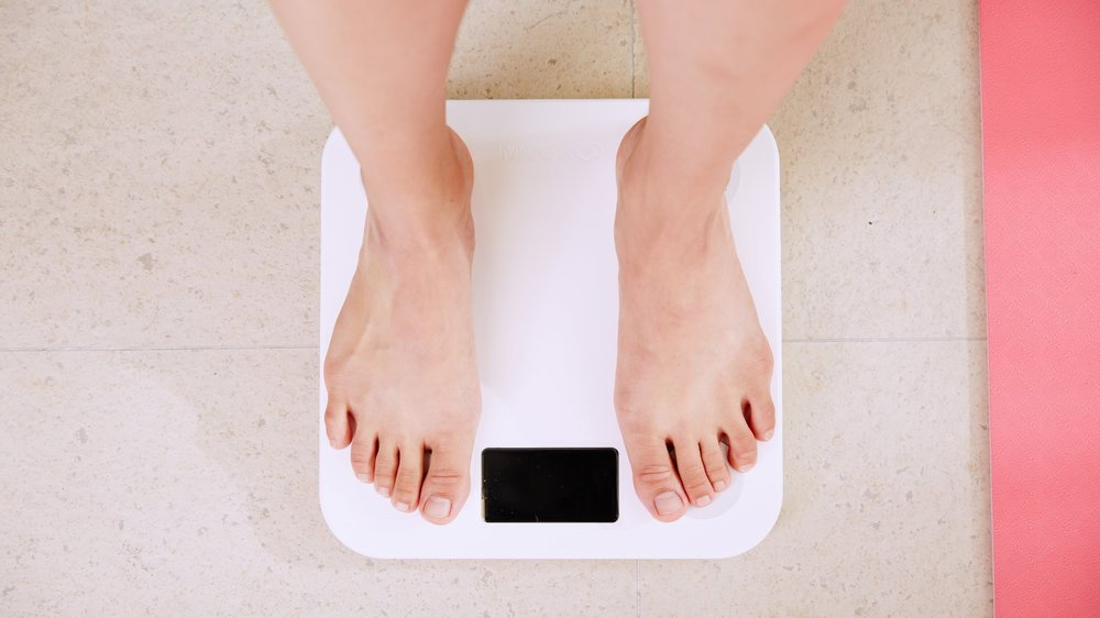 Your scale is a liar. You did not gain weight overnight…at least not FAT weight!