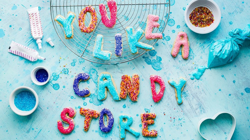I you live in a candy store, do you think you'll eat the candy?